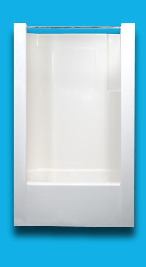 SE22: 1110 x 750 x 1920mm Shower Enclosure   Impact Bathrooms