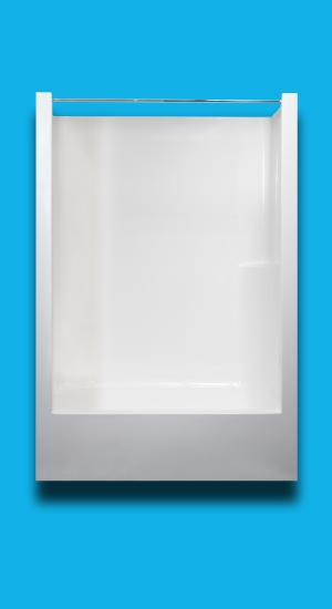 Se40 1250 X 760 X 1860mm Shower Enclosure Impact Bathrooms